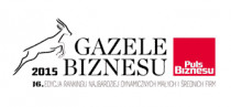 Gazele Biznesu (Business Gazelles) 2015